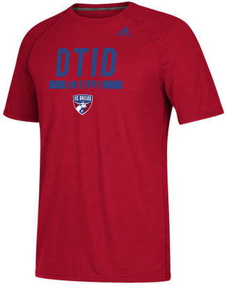 adidas Men Fc Dallas Utility Work T-Shirt