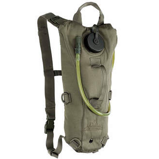 RED ROCK OUTDOOR GEAR Red Rock Outdoor Gear Rapid Hydration Pack - Olivedrab