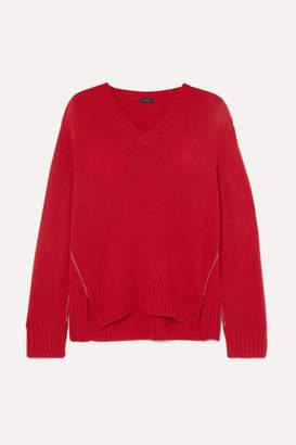 Joseph Cashmere Sweater - Red