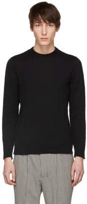 Stephan Schneider Black Crewneck Sweater
