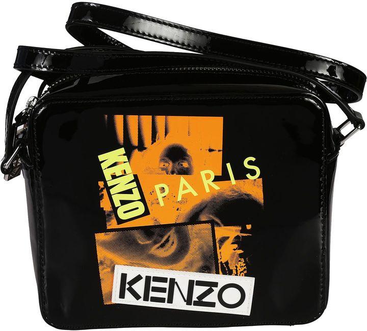 KenzoKenzo Mini Antonio Lopez Shoulder Bag