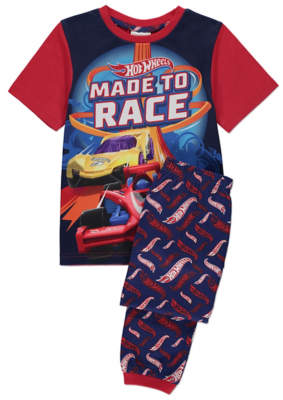 Hot Wheels Pyjamas