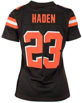 Nike Women's Joe Haden Cleveland Browns Game Jersey