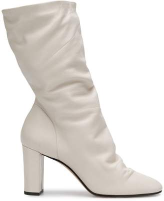 Marc Ellis mid-calf heeled boots