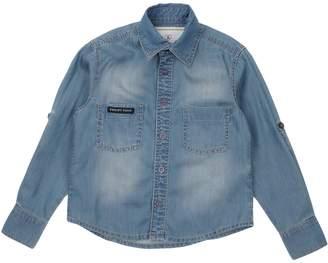 Philipp Plein Denim shirts - Item 42643450LM