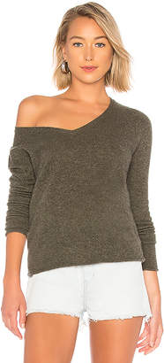 ATM Anthony Thomas Melillo V Neck Sweater