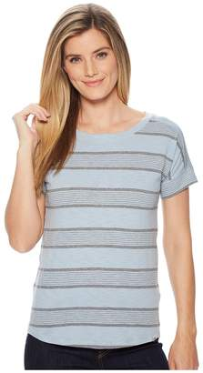 The North Face Short Sleeve Sand Scape Tee Women's T Shirt