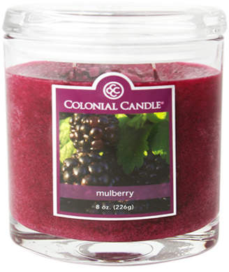 Mulberry Colonial Candle Jar Candle