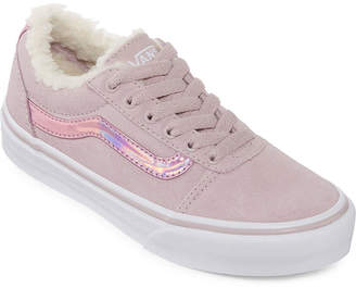 14a039d09a5593 Vans Ward Girls Skate Shoes Lace-up - Big Kids