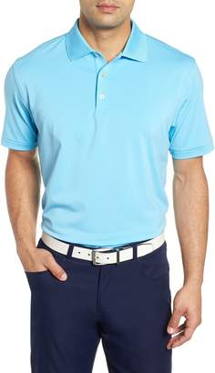 Peter Millar Halifax Stripe Stretch Jersey Polo