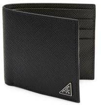 Prada Orizzontale Wallet $345 thestylecure.com