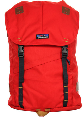 Pagonia Arbor Backpack 26L in Fire Red 47956 FRE