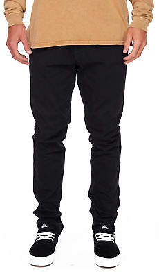 Quiksilver NEW QUIKSILVERTM Mens Dawn To Dust Slim Fit Pant