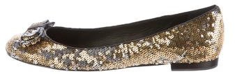 Kate Spade Kate Spade New York Sequined Ballet Flats