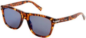 Marc Jacobs MARC 185/S Tortoiseshell-Look Square Sunglasses