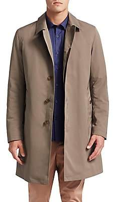 Saks Fifth Avenue Removable Liner Trench Coat