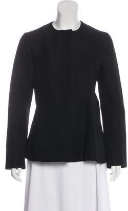 Marni Structured Peplum Jacket