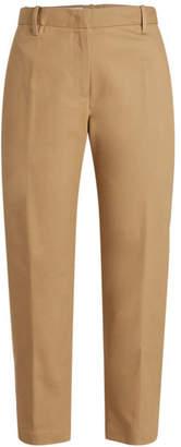 Jil Sander Tommy Cotton Pants