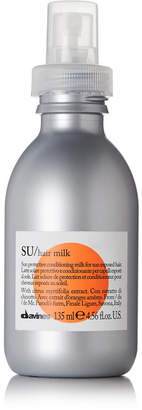 Davines Su Milk, 135ml - Colorless