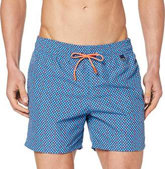 da0d6a93f32e9c Hom Men's Bora Beach Boxer Swim Shorts,Large