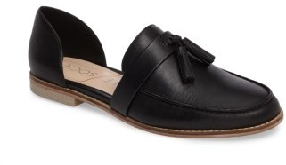 Women's Sole Society Blair D'Orsay Loafer $89.95 thestylecure.com