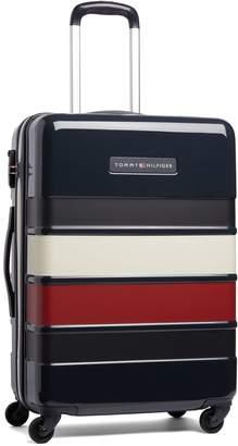 "Tommy Hilfiger 24"" Stripe Spinner Suitcase"