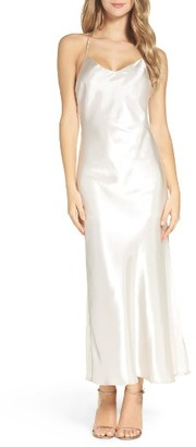 Women's Bardot Pfeiffer Slipdress $99 thestylecure.com