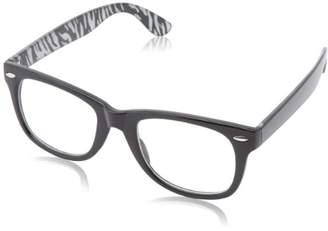Icon Eyewear Women's 20131 Wayfarer Sunglasses