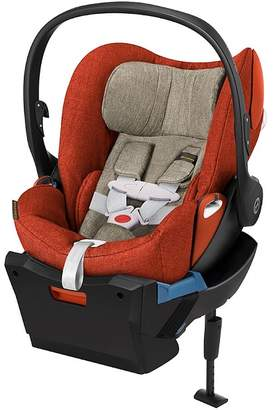 Pottery Barn Kids Cybex Cloud Q Plus Rearfacing Infant Car Seat, Autumn Gold
