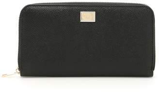 Dolce & Gabbana Zip-around Wallet
