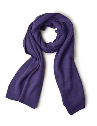 Street One Women s 570739 Scarf, (Midnight Purple 11500), One (Size  fa05a947932
