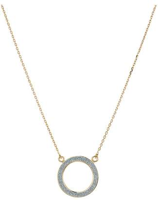 Dee Berkley 14KT Diamond Cut Eternity Necklace Necklace