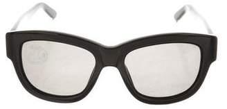 Chloé Logo Tinted Sunglasses w/ Tags