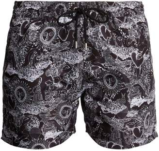Paul Smith Sun-print swim shorts