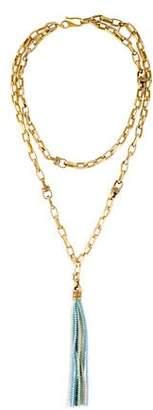 Paige Novick Long Tassel Necklace