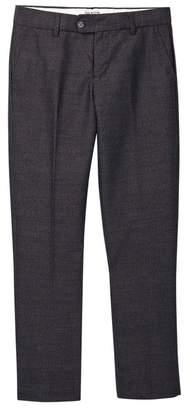 Isaac Mizrahi Textured Dress Pant (Toddler, Little Boys, & Big Boys)