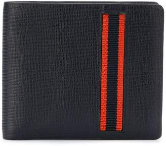 HUGO BOSS stripe detail bifold wallet