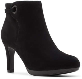 Clarks Collection Women Adriel Mae Heeled Booties Women Shoes