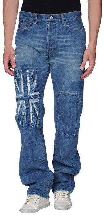 Paul Smith RED EAR BY Pantalon en jean