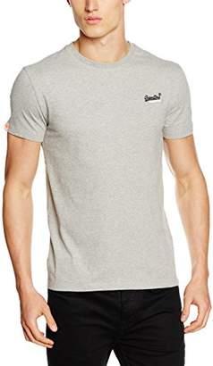 Superdry Men's Orange Label Vintage Emb Short Sleeve T-Shirt,42 (Manufacturer Size: )