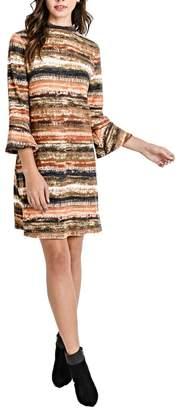 Aryeh Bell Sleeve Dress