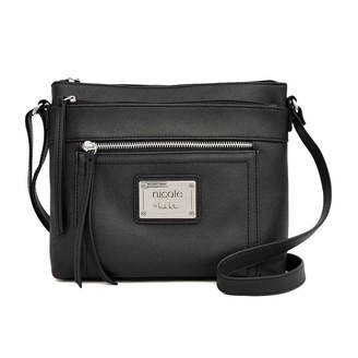 Nicole Miller Nicole By nicole By Mia Large Crossbody Bag