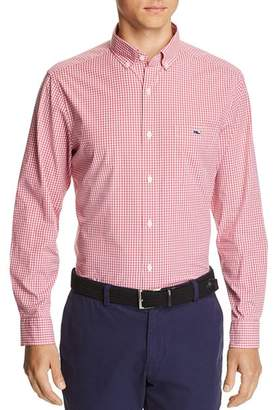 Vineyard Vines Buttonbush Check-Print Slim Fit Button-Down Shirt