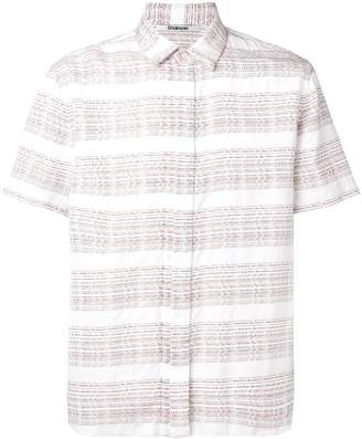 Chalayan short sleeved shirt