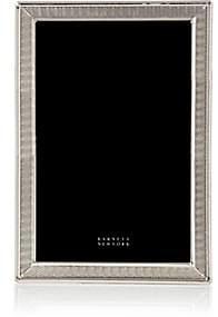 """Haffke Silvertone Bronze 2.5"""" x 3.5"""" Picture Frame"""