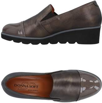 DONNA SOFT Loafers - Item 11486953LG
