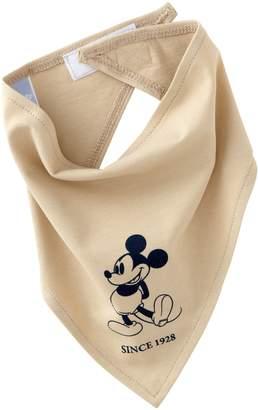 Disney Mickey's Towel with Velcro Fastener 71617Heavy Single Jersey Print One Size