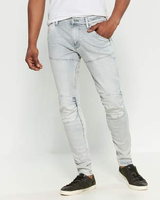 81859858702 G Star Raw 5620 3D Skinny Jeans
