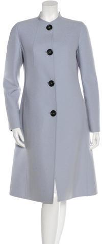 CelineCéline Wool Lightweight Coat