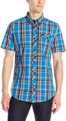 Ecko Unlimited UNLTD Men's Tribeca Short Sleeve Woven